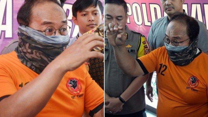 FAKTA-FAKTA Kasus Solatun, Mantan Dosen Unpas & Caleg DPR, Ditangkap karena Posting Ujaran Kebencian