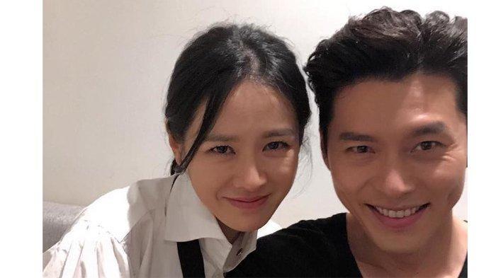 Tradisi Tahunan, Dispatch Ungkap Pasangan Seleb Korea yang Berkencan, 2021 Son Ye Jin dan Hyun Bin