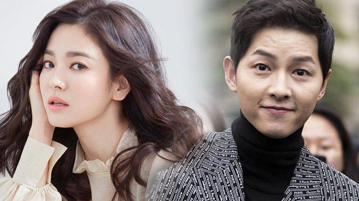 Buntut Perceraian Song Hye-Kyo dan Song Joong Ki, Artis Korea Harus Bayar Denda Jika Cerai