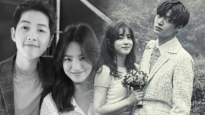 Pernikahan Berujung Perceraian, Ini Persamaan Song Joong Ki-Song Hye Kyo dan Ahn Jae Hyun-Ku Hye Sun