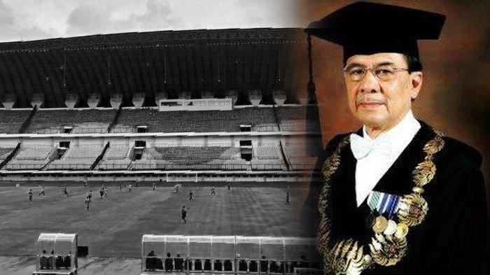 Kisah Himendra Wargahadibrata, Bawa Persib Bandung Juara Hingga JadiProfesor & Rektor Unpad