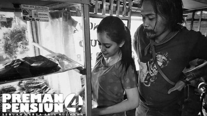 Kania Dewi Pemeran Intan Preman Pensiun 4 Bocorkan Adegan di Ranjang Bersama Willy, Netter Penasaran