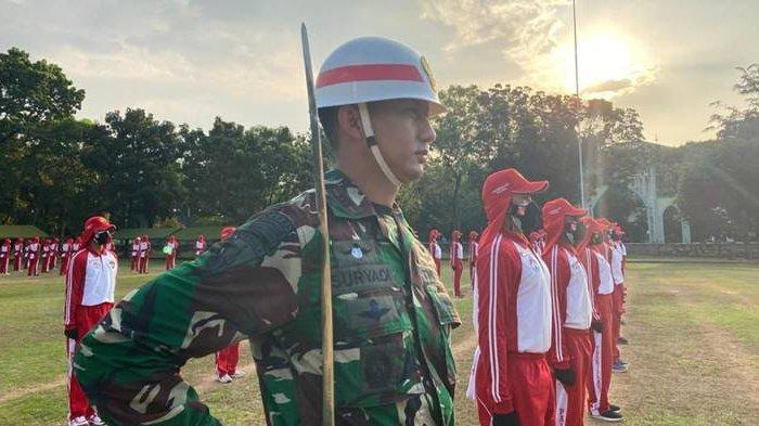 Sosok Kapten Inf Suryadi Komandan Paskibraka Upacara HUT RI, Dulu Wakil Jabar di Paskibraka Nasional