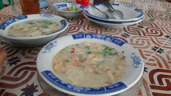 Soto Sadang Purwakarta untuk menu makan malam
