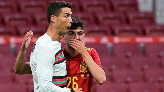 Portugal Sikat Israel, Bintang MU Jadi Bintang, Cristiano Ronaldo Juga Cetak Gol