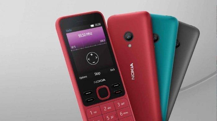 Nokia 150 Tipe Baru Resmi Hadir di Indonesia, Harga Cuma Rp 450 Ribu Spesifikasi Handal dan Berkelas