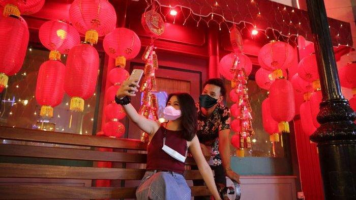 Nikmati Spot Foto dan Promo Menarik Saat Long Weekend Imlek dan Valentine di Trans Studio Bandung