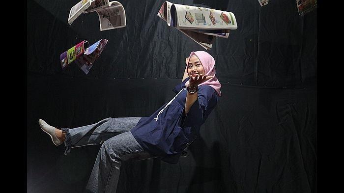 Uniknya Spot Magic Selfie yang Ada di Dago Dream Park, Bandung