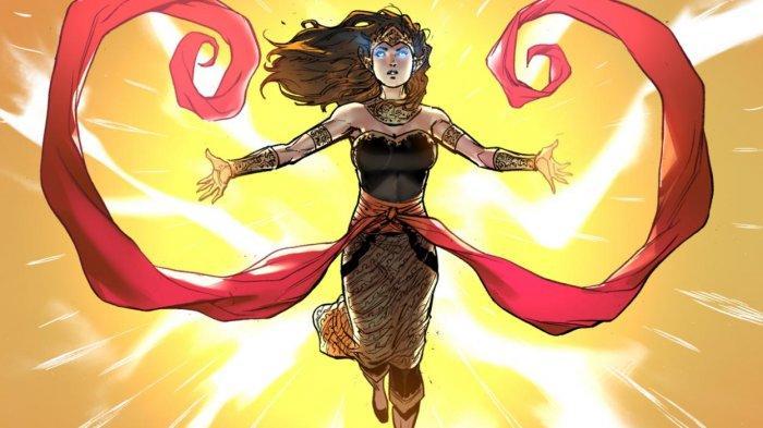 Sri Asih, karakter komik jagoan perempuan Indonesia