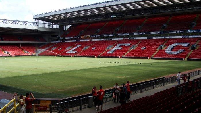 Liverpool Bermanuver Datangkan Gelandang Tangguh, Rebutan dengan Man United dan Arsenal