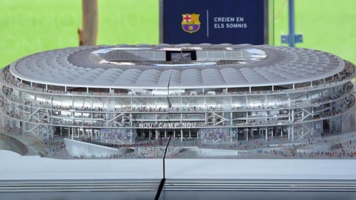Kandang Barcelona Bisa Berubah Menjadi Stadion Swissx, Nama Perusahaan Ganja Milik Mike Tyson