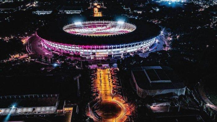 Laga Persija Jakarta vs Persib Bandung Diijinkan Dimainkan di SUGBK