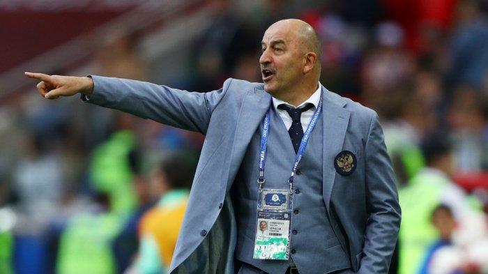 Dianggap Underdog, Pelatih Rusia: Siapa Saja Bisa Menjadi Dewa Jika Mencoba