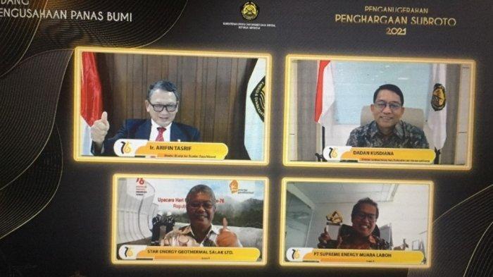 Dukung Energi Bersih, Star Energy Geothermal Wayang Windu Terapkan Teknologi Hijau