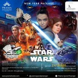 The Rise of Preanger  Star Wars New Year Eve 2020