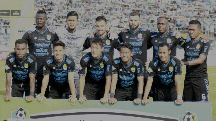 Persib Bandung vs Barito Putera Dimajukan Sehari Jadi Sabtu 8 Desember 2018