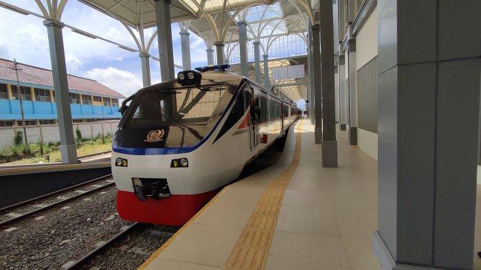 Stasiun Garut Akan Diresmikan Bulan Depan, Purwakarta-Garut Bisa Naik Kereta Api