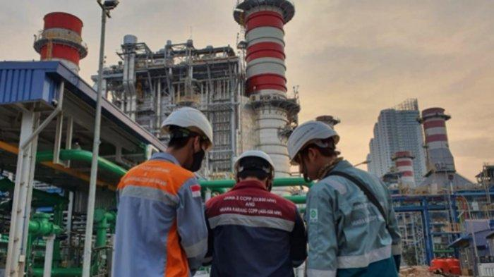 Steam Turbine Unit 3 PLTGU Muara Karang Operasi, Listrik DKI Jakarta Semakin Andal