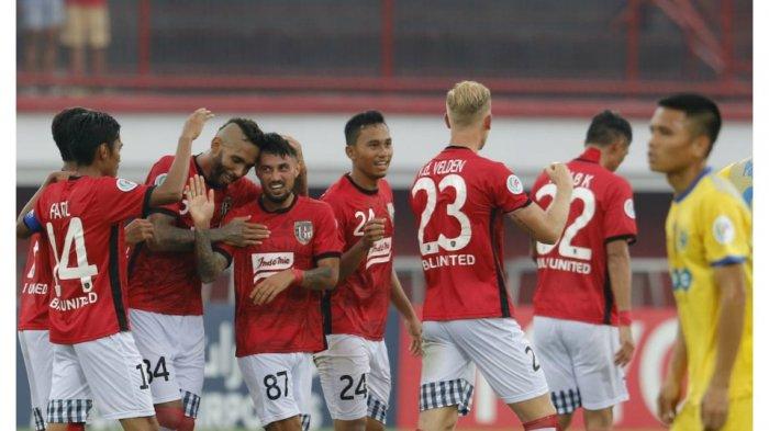Jelang Hadapi Persib Bandung, Bali United Dikritik Suporter, 'Lupa Cara Menang'