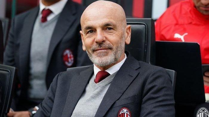 Parma vs AC Milan, Liga Italia, Stefano Pioli Komentari Posisi Rossoneri di Klaseman