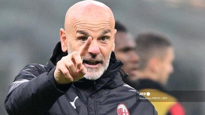 AC Milan Nyaris Tumbang di Kandang Sendiri, Stefano Pioli: Kami Bermain dengan Hati dan Keinginan