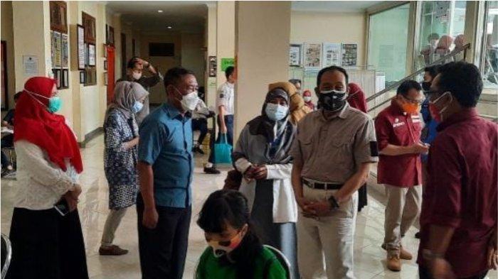 """Pengabdian Masyarakat """"Gebyar Vaksinasi Covid 19 untuk Anak Sekolah di Kota Cimahi"""""""