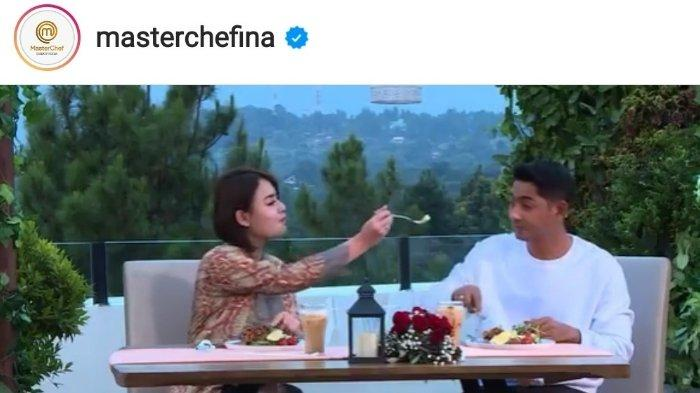 Streaming MasterChef Indonesia Sore Ini, Ada Andin-Al Ikatan Cinta, Romantis Santap Hidangan Peserta