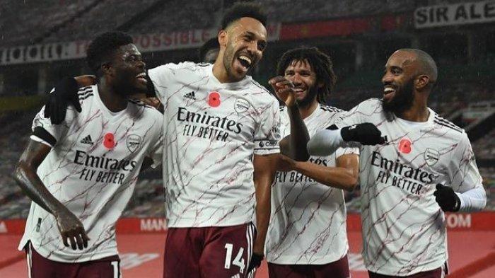 Mesut Oezil Pergi, Nomor 10 Jadi Rebutan Dua Bintang Arsenal, Siapa yang Jadi Ahli Waris?