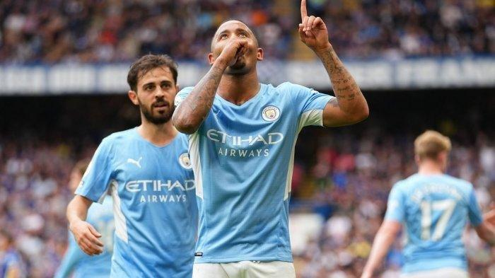 Taktik Jitu Pep Guardiola dan Peran Gabriel Jesus di Kemenangan Manchester City atas Chelsea