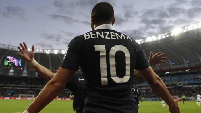 Euro 2020, Timnas Prancis Waswas, Karim Benzema Cedera Saat Uji Coba Lawan Bulgaria