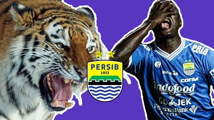 Ini Janji Ezechiel N Douassel di Laga Barito Putera vs Persib Bandung Besok
