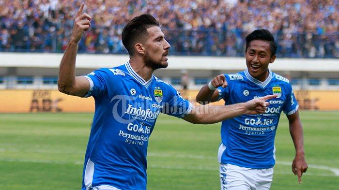Lama Tak Terdengar, Eks Bomber Persib Ini Jadi Top Skor di Liga Ekuador, Cetak 8 Gol dari 9 Laga