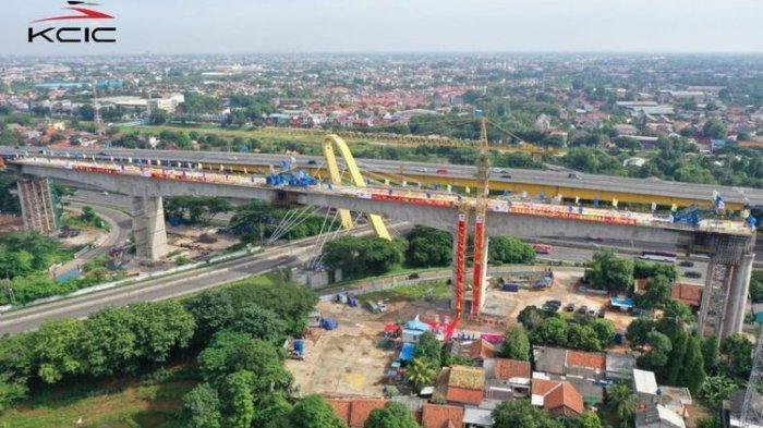Progres KCIC Makin Besar, Empat Stasiun Kereta Cepat Jakarta Bandung Dibuat Ikonik Bakal Bikin Betah