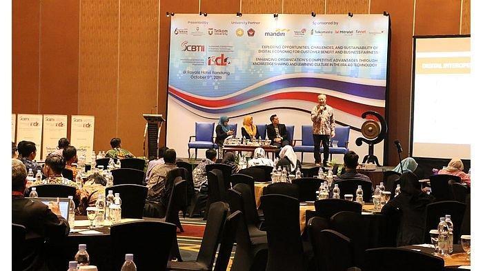 Ratusan Penulis Asing Turut Ramaikan Konferensi Internasional SCBTII ke-10 dan ISCLO ke-7 di Bandung