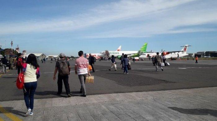 Bandara Husein Catat Rekor Jumlah Penumpang Selama Pandemi, Awal Libur Panjang Banyak yang ke Bali