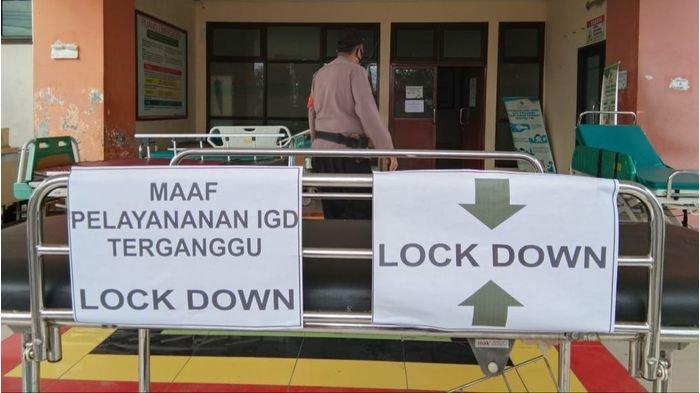 Selama IGD RSUD Arjawinangun Cirebon Ditutup Sementara, Pelayanan Dialihkan ke RS Lain