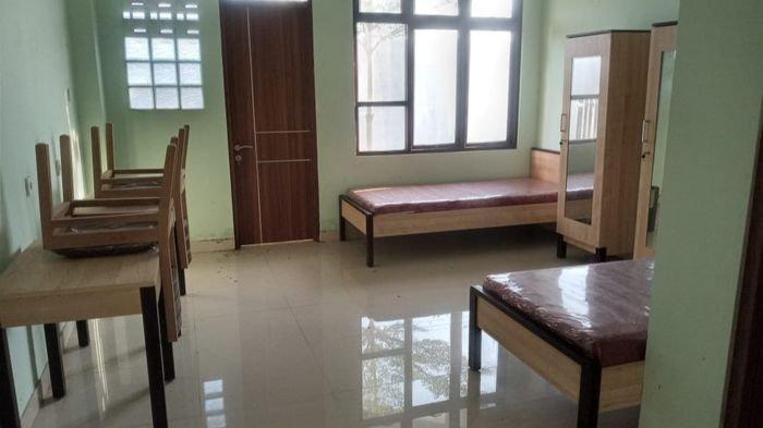 Belum Pernah Dipakai Sejak Diresmikan, Rusunawa UGJ Cirebon Dijadikan Tempat Isolasi Pasien Covid-19