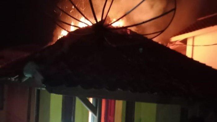 Jangan Abaikan, Rumah Padat Penduduk di Subang Terbakar Hanya Gara-gara Ini