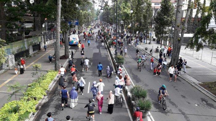 Biaya Narasumber Rp 1 Miliar, Habiskan 70 Persen Anggaran CFD dan CFN di Kota Bandung
