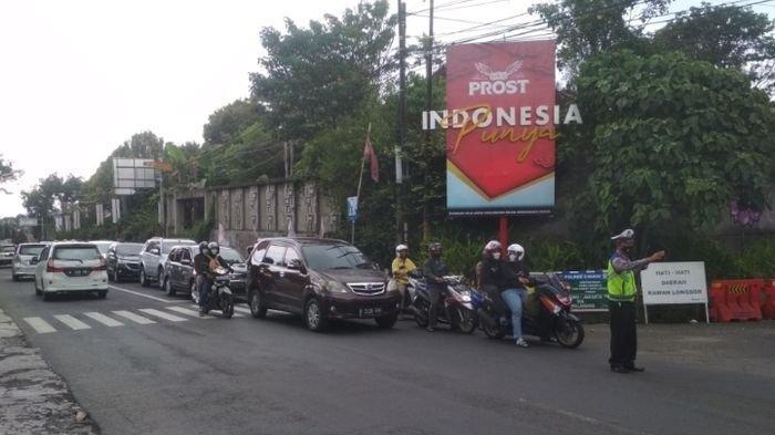 Jelang Idul Fitri, Pelanggaran Lalu Lintas di Bandung Barat Turun 30 Persen