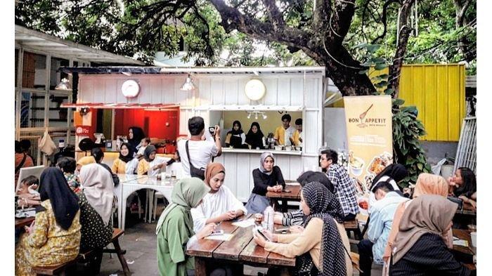 Icip-icip 13 Menu Khas Jepang Berbahan Saus Mentai di Outlet Bon Appetit Centro 58 Food Center