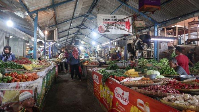 Tinjau Pasar Sederhana, Satgas Covid-19 Ingatkan Pedagang dan Pembeli Jangan Bandel
