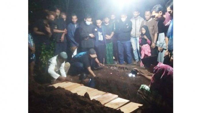 Korban Tabrak Lari di Persimpangan Tonjong Ciamis, Apipudin Akhirnya Nyusul Istri
