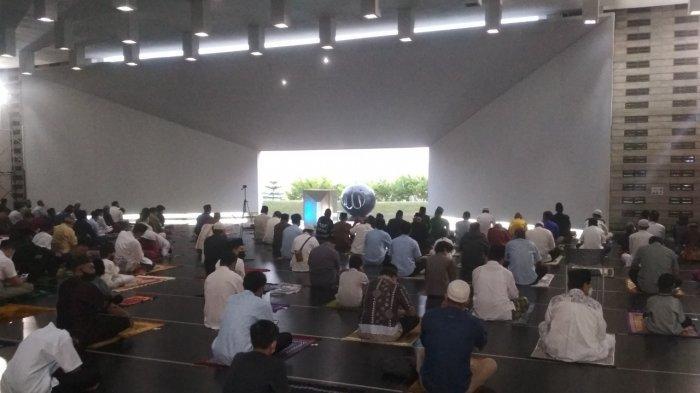 Niat dan Tata Cara Salat Idul Adha, di Masjid atau di Rumah, Serta Contoh Khotbah Tema Pandemi