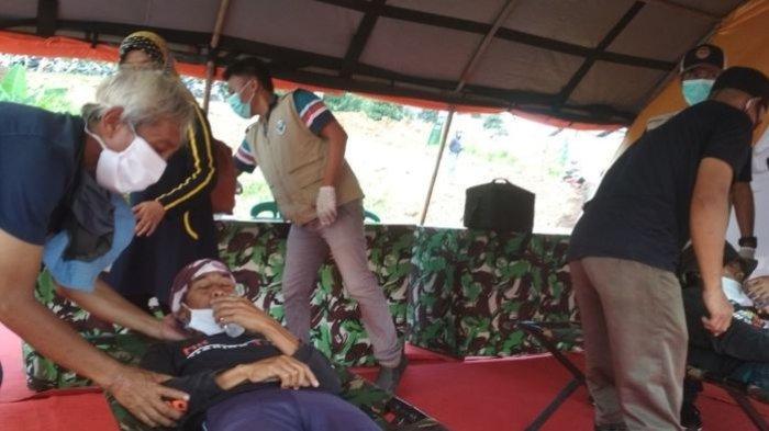 Potensi Bencana Tinggi, Desa Giriasih KBB Lakukan Simulasi Evakuasi Bencana, Doni Ingin Jadi Budaya