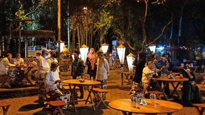 Kuliner Malam di Purwakarta, Nikmati Lezatnya Makanan Tradisional dan Suasana Hutan di Leuweung Seni
