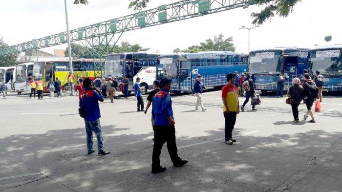 Dua Hari Kemarin, Pengguna Jasa Bus di Terminal Leuwipanjang Meningkat