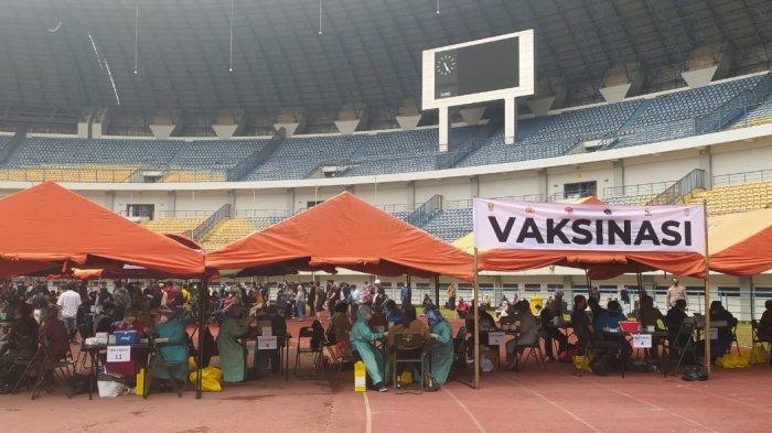 Panglima TNI dan Kapolri Bakal Temani Warga Bandung Raya Disuntik Vaksin Covid-19 di Stadion GBLA