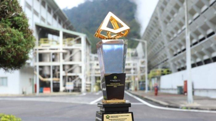 Subroto Award dari Kementerian Energi dan Sumber Daya Mineral (ESDM)