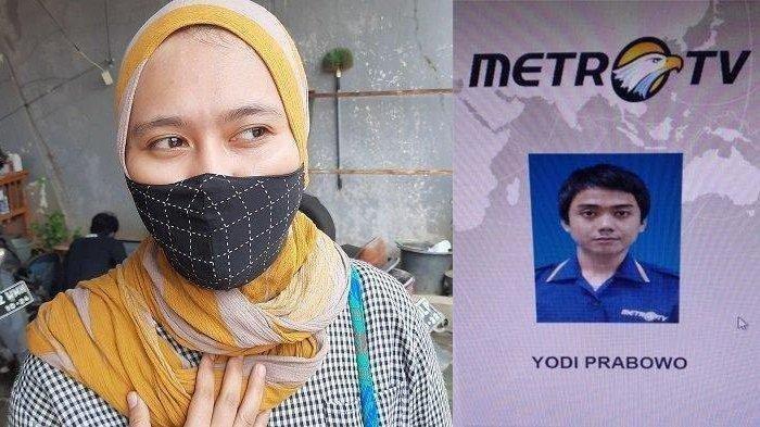 Teman Editor Metro TV Tahu Siapa Pembunuh Yodi, Kekasih Jadi Sorotan